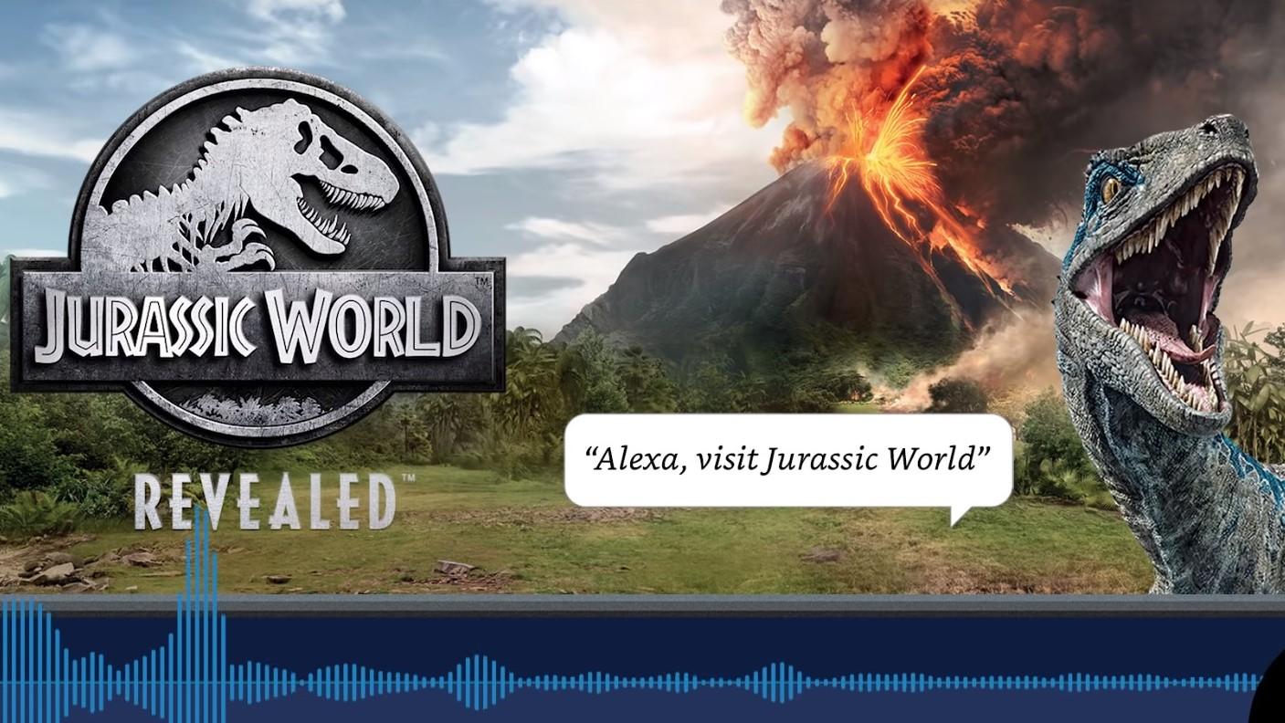 Earplay's Jurassic World Revealed