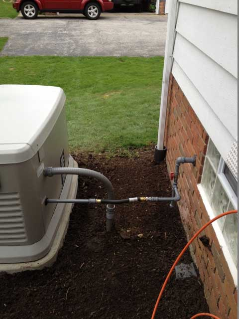 Generac Generator Resident Installation Cleveland OH