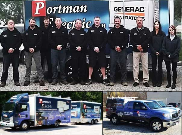 portman electric service team