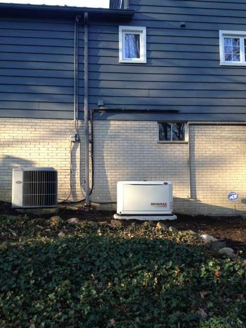 Generac Generator in Gates Mills OH
