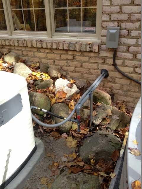 Generator Install in Lyndhurst OH