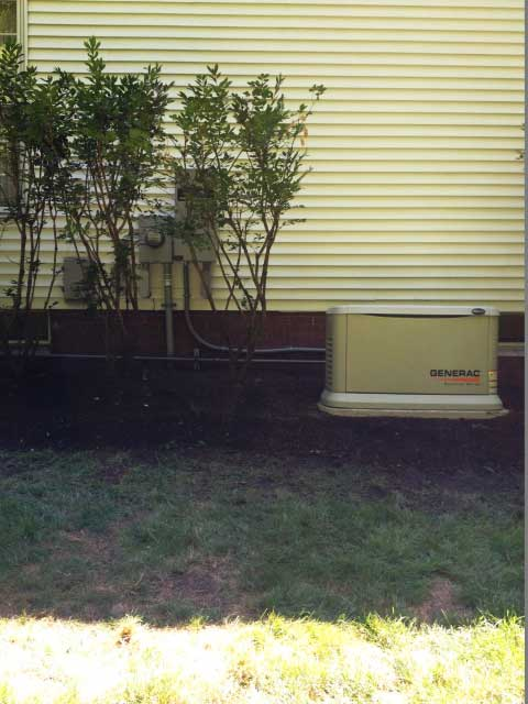 Generac Generator Installed in Geauga County