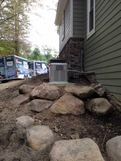Generac Generator Residential Installation OH