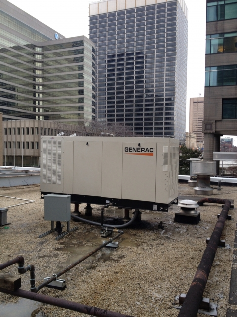 Commercial Outdoor Generac Generators in Cleveland OH