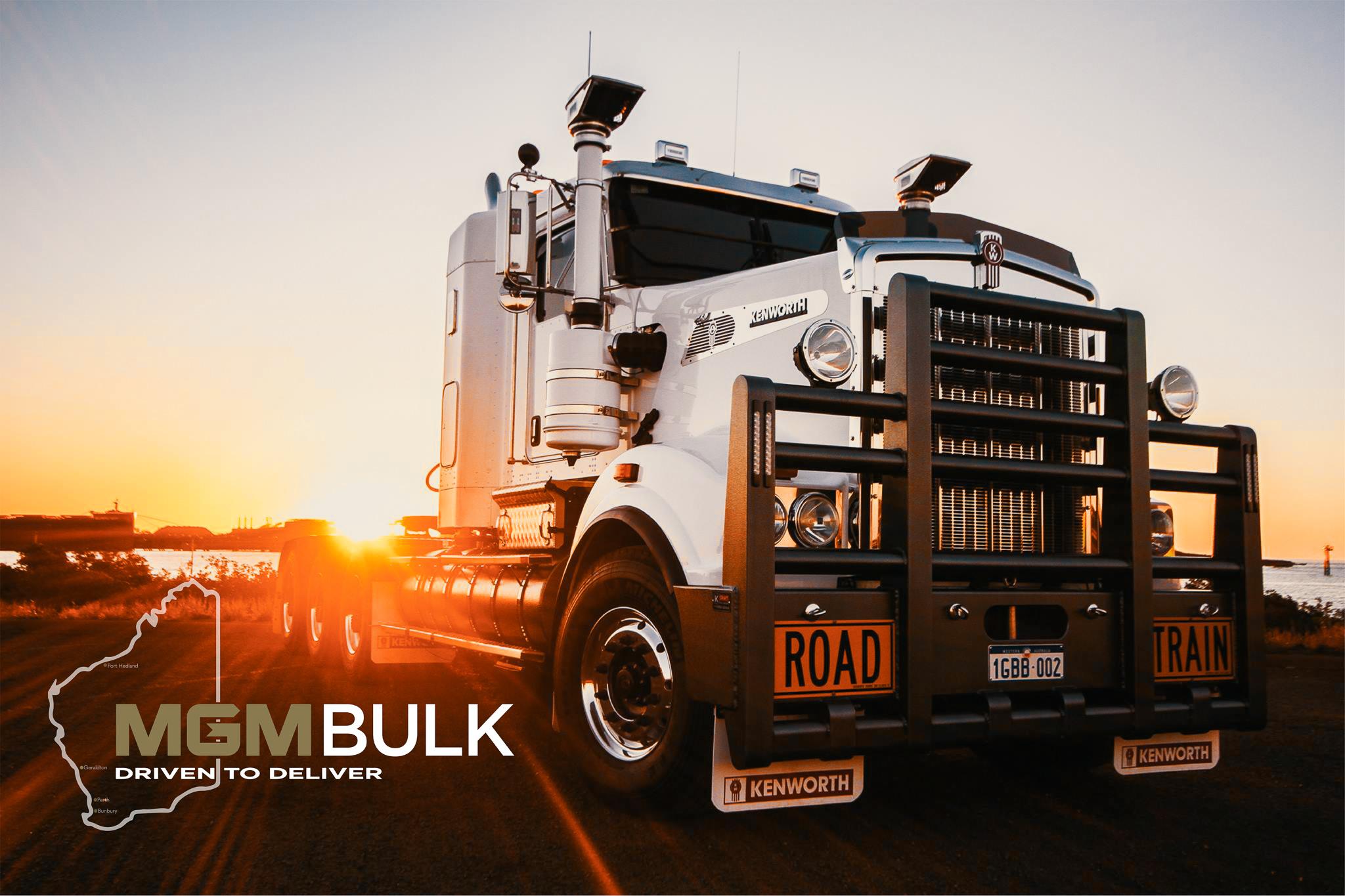 MC Driver - Quad Road Train Operator Jobs Available | MGM Bulk