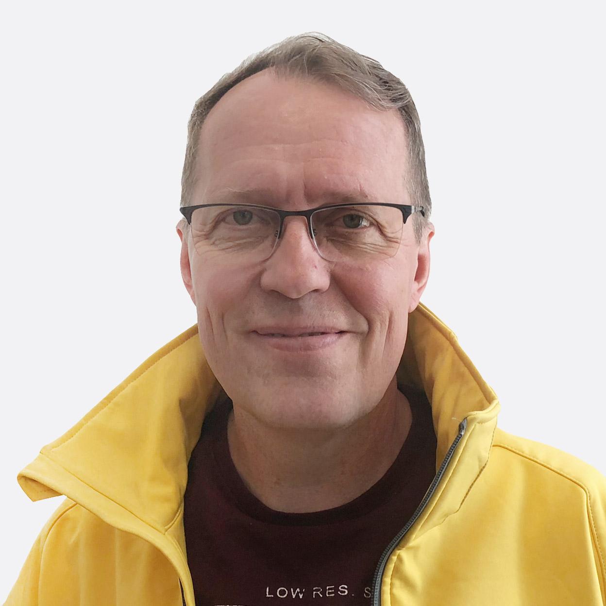 Jukka Alhonen aurinkoenergian ammattilainen