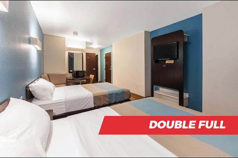 Motel 6 Double Queen