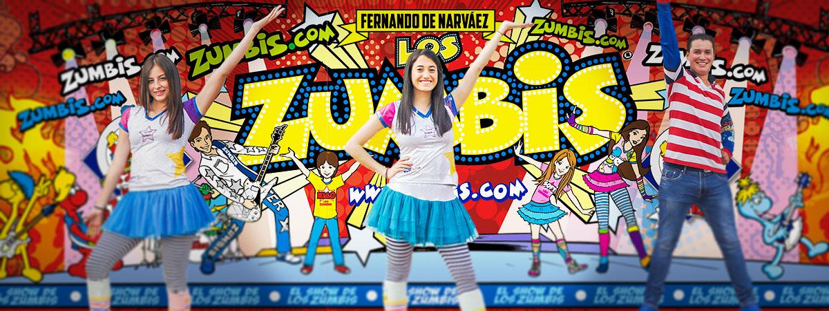 Show de Animador  - Show de los Zumbis