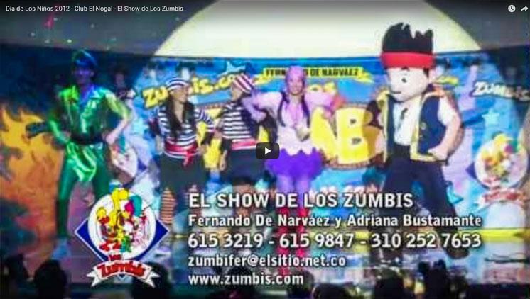 El Show de los Zumbis