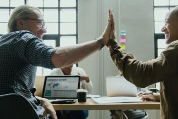 Arbejdsglæde, samarbejde og kommunikation