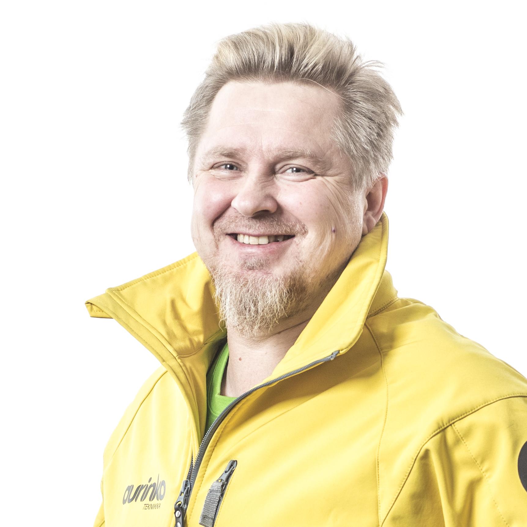 Hallinto Markku Toikkanen
