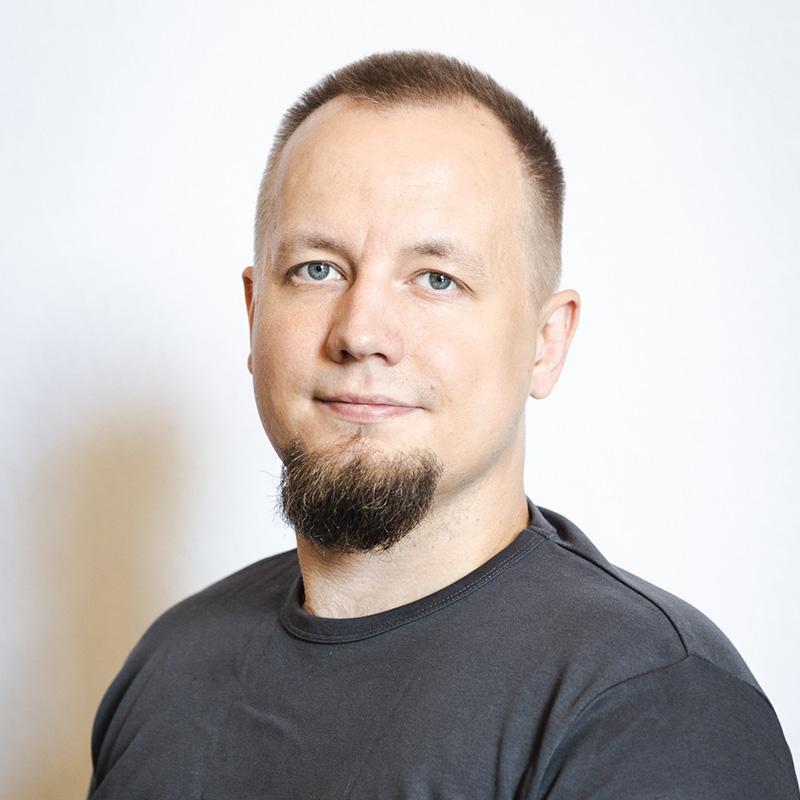 Asiakaspäällikkö Paavo Uusitalo