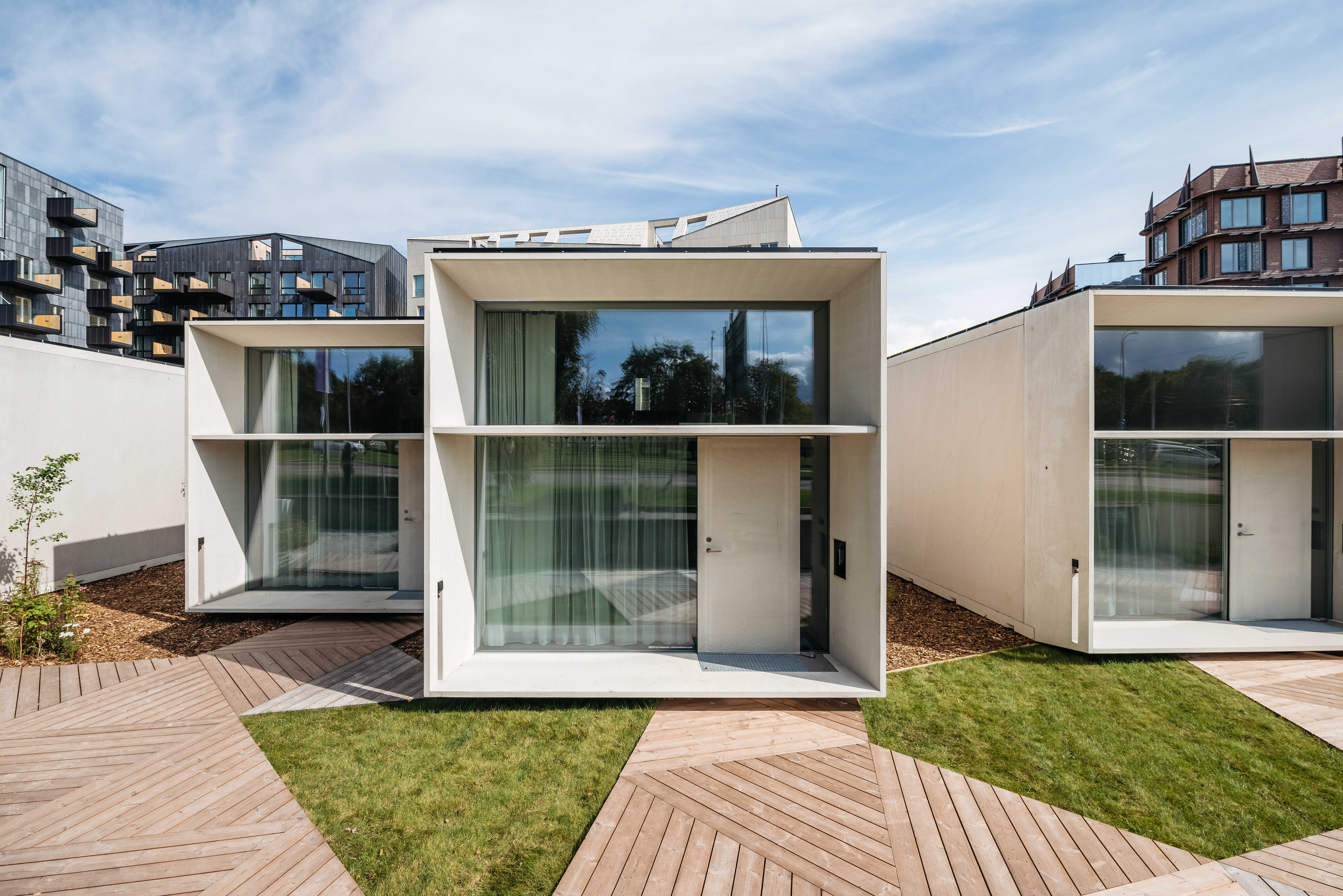 maison écologique KODA