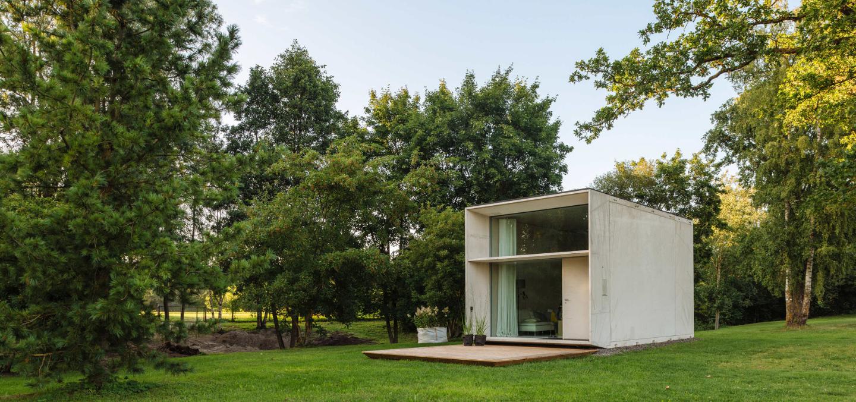 KODA, une maison écologique et amovible à l'architecture innovante