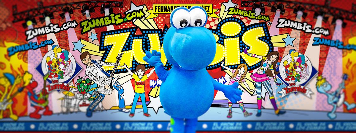 Show Visita de Personaje - Show de los Zumbis