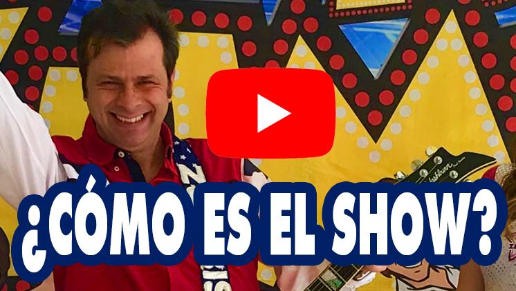 Show de Fernando - Show de los Zumbis