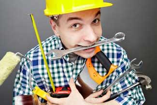 goofy handyman
