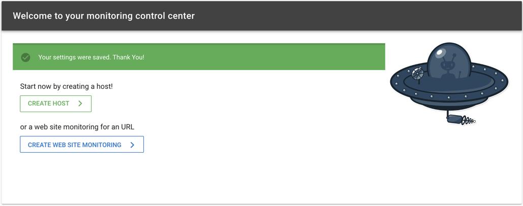 Set up a website, server or network host - CloudRadar