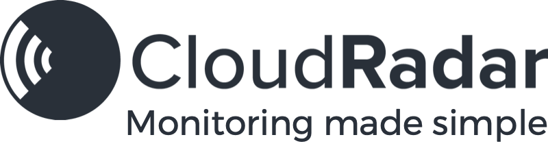 CloudRadar Monitoring Software
