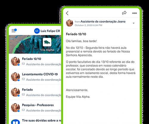 imagem do app (clasapp)