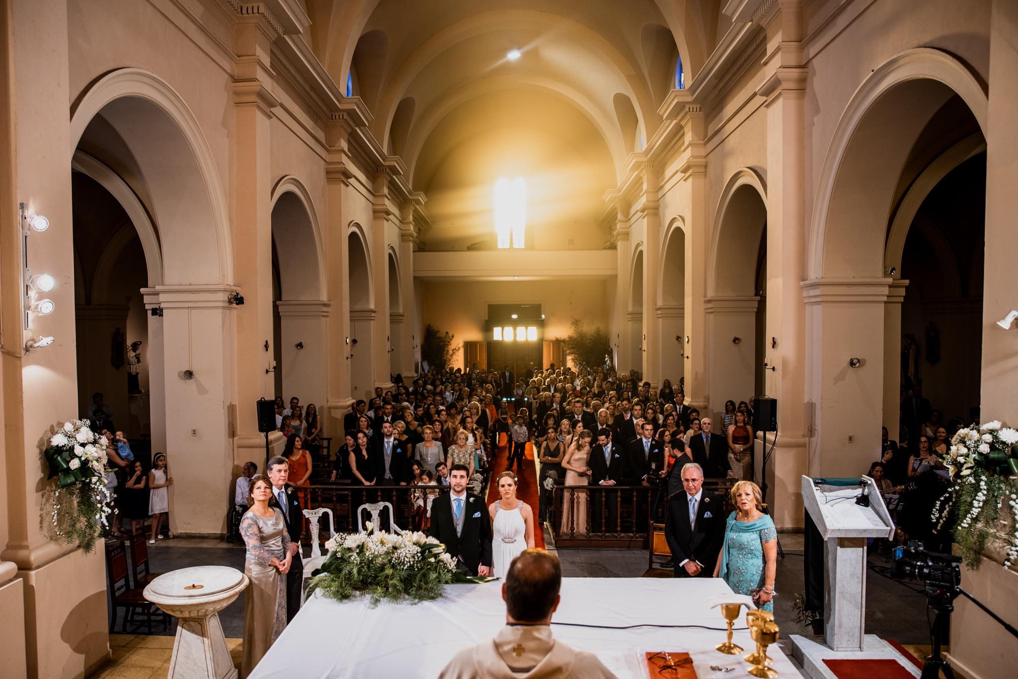 Casamiento en Salto