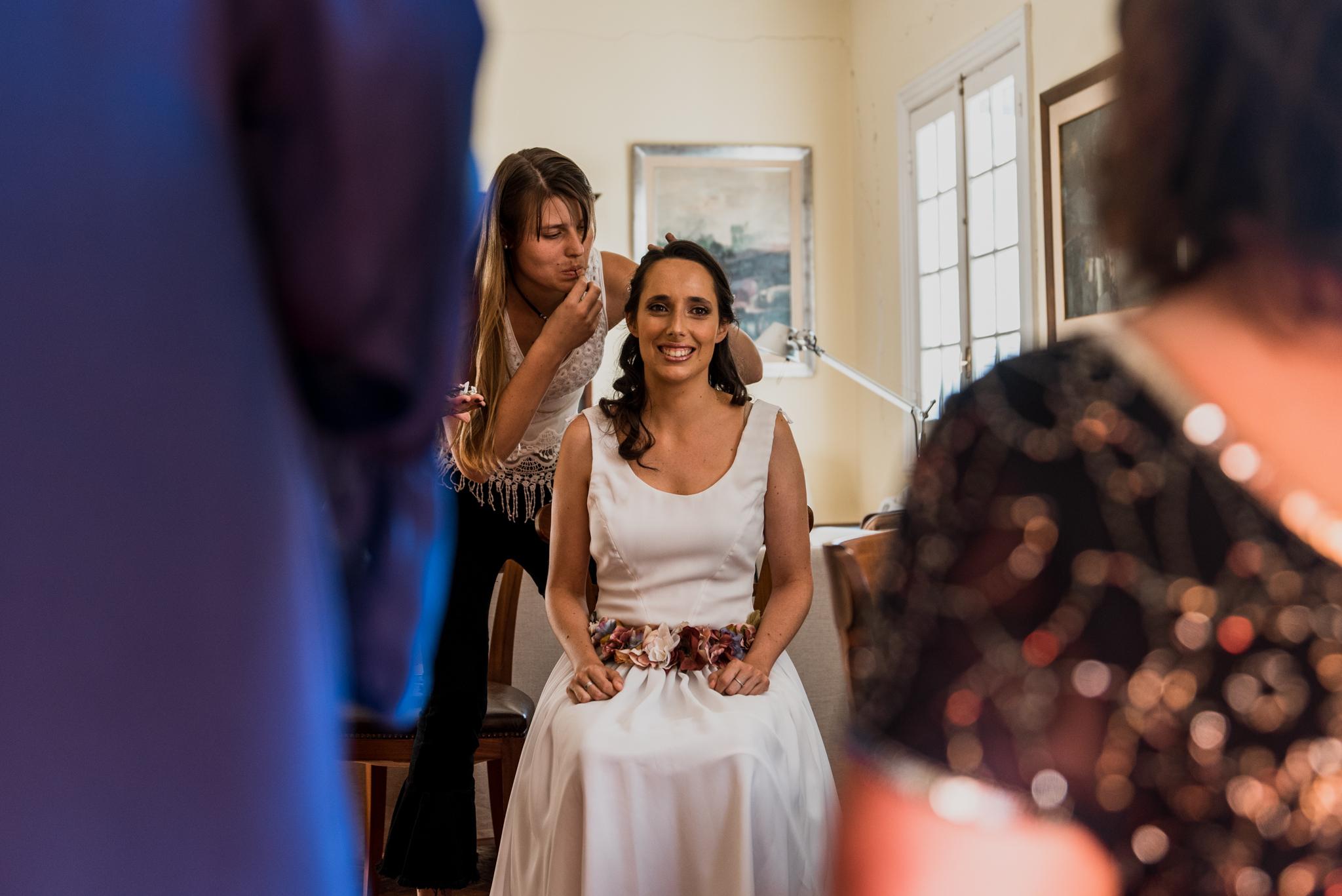 boda en Montevideo