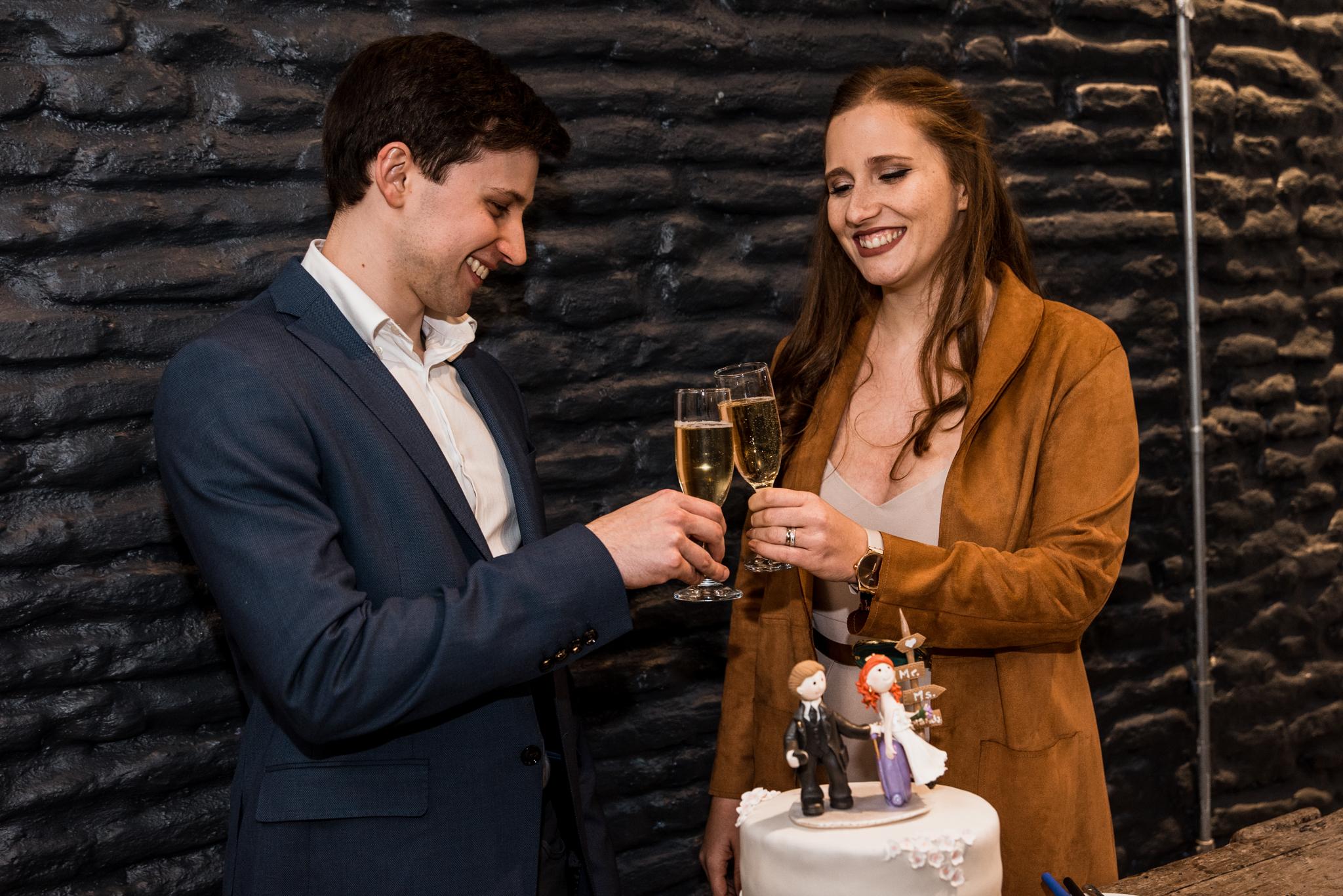 casamiento civil en Rincón House, Ciudad Vieja