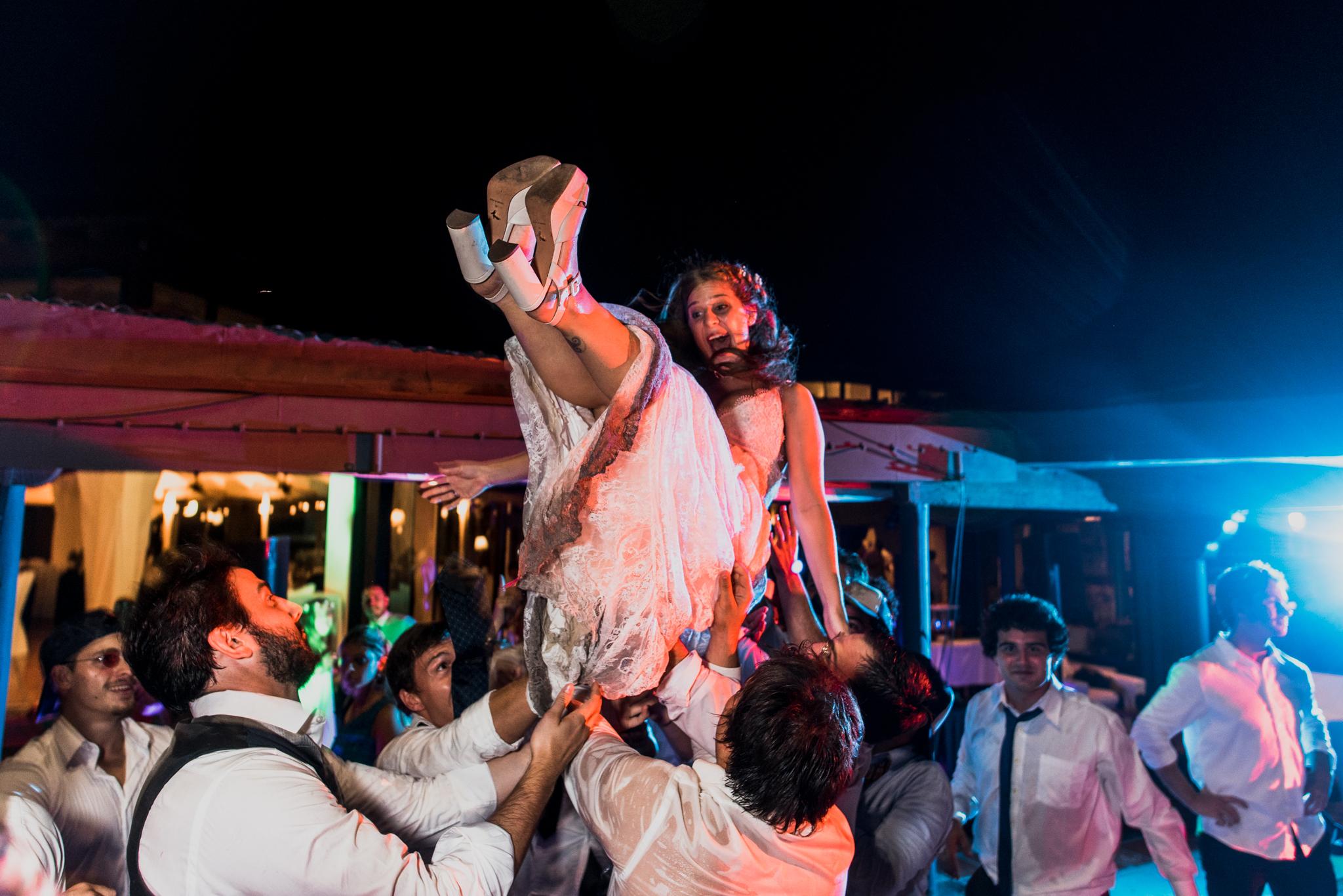 boda en Hotel Las Cumbres, Maldonado