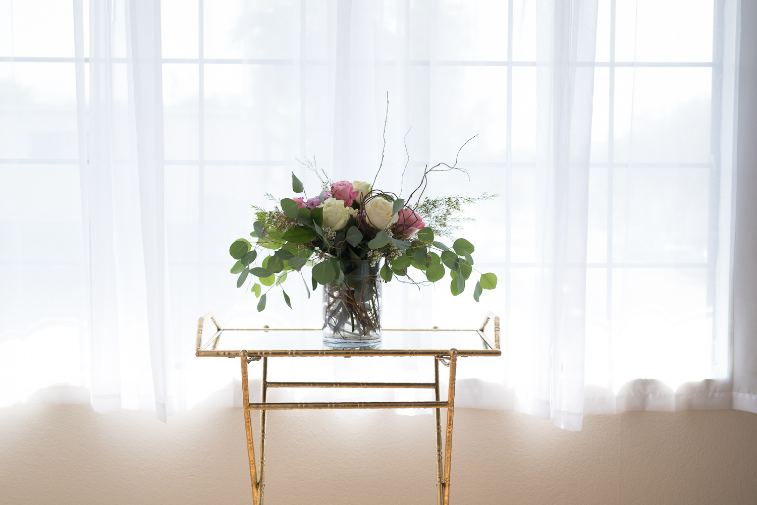 Photo of Flowers on Table