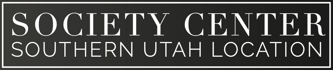 Society Center Southern Utah Location