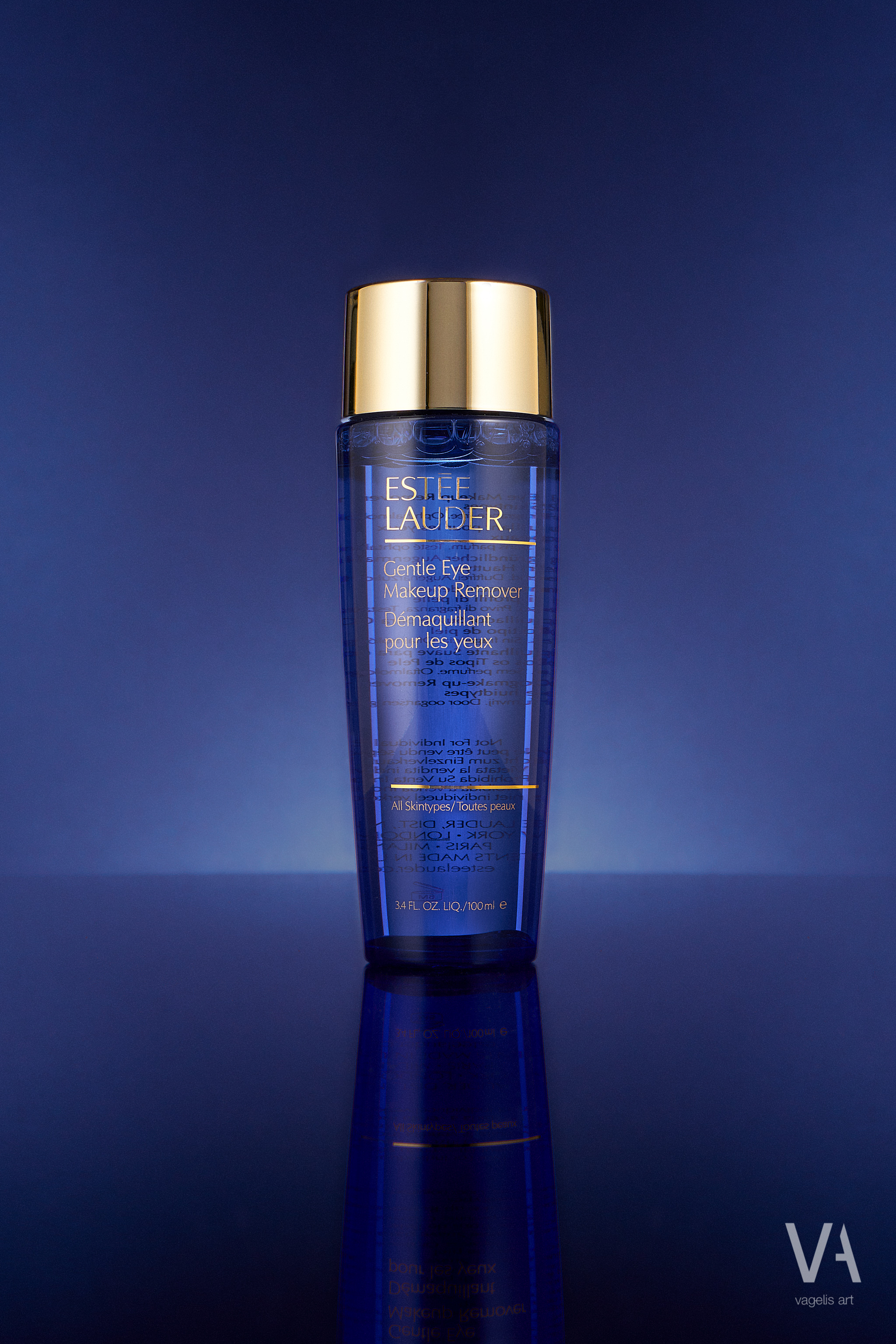 Estee Lauder product photography