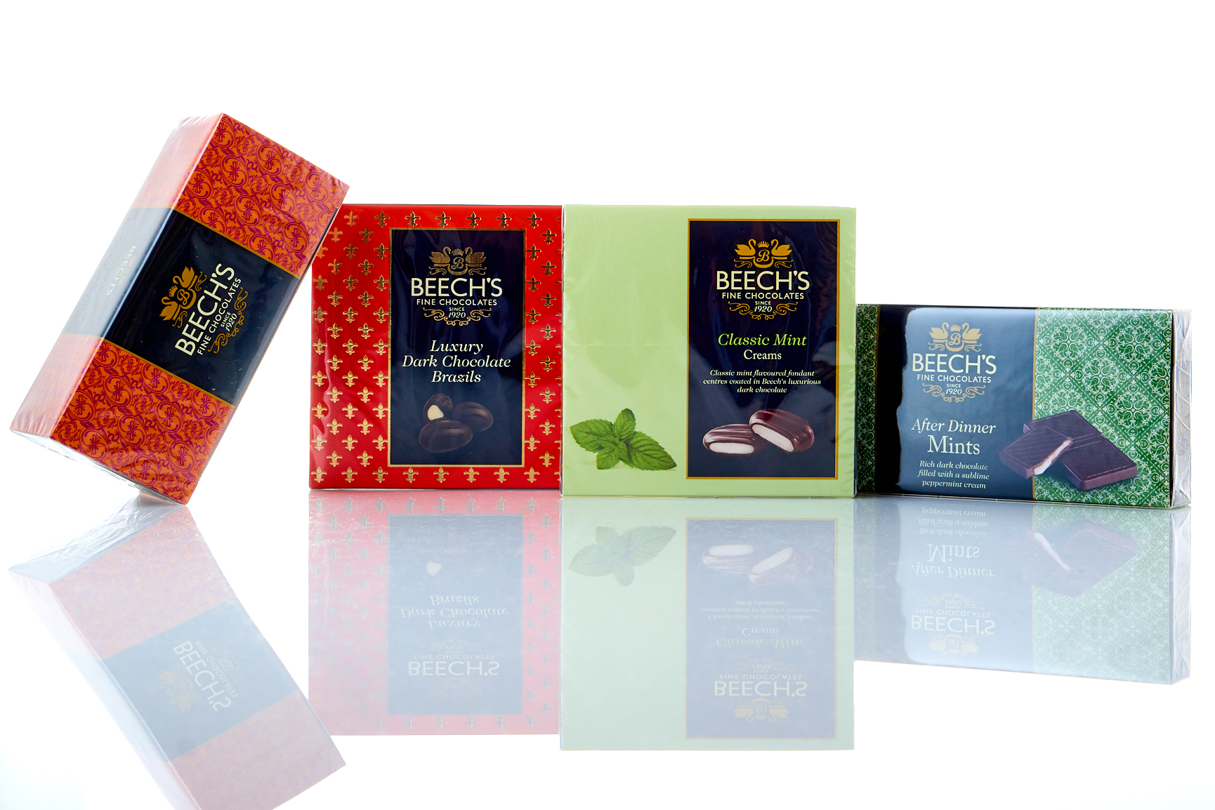 Bean and Pod Product Pack Shots Photography