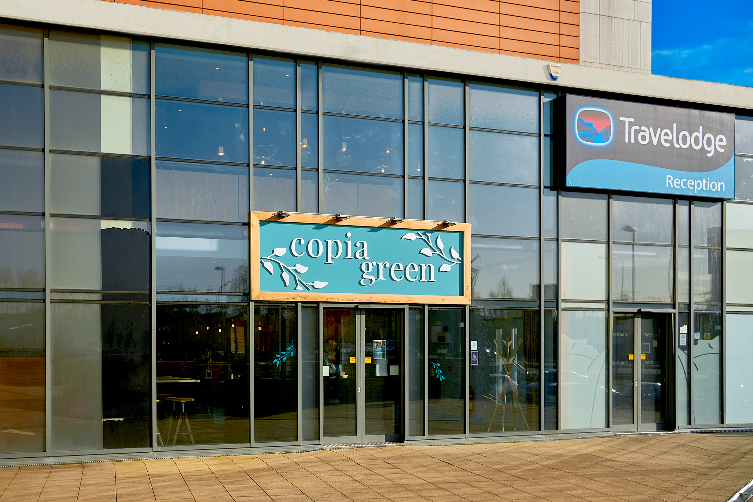 Copia Green Travelodge Limerick Photography by VA