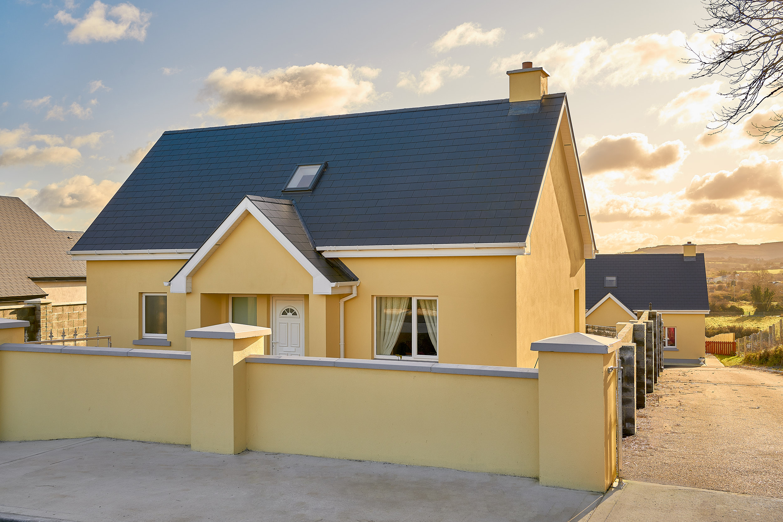 Corofin Real Estate Photography by VA