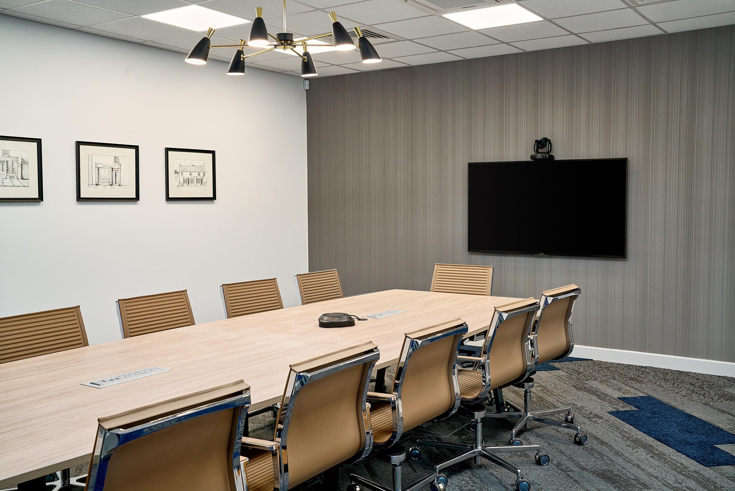 DigiClare meeting room Ennistymon
