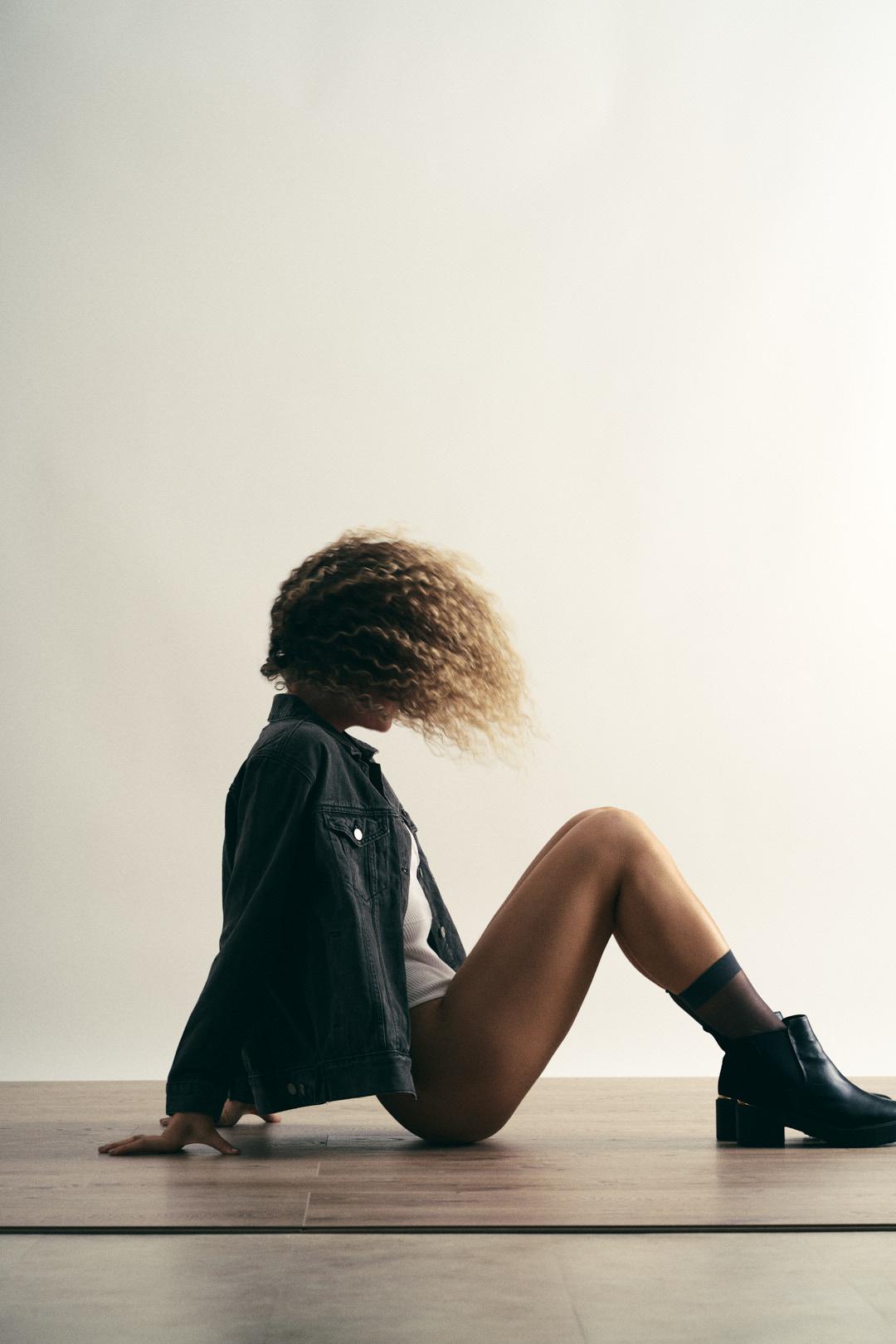 Model Portfolio Photography by VA