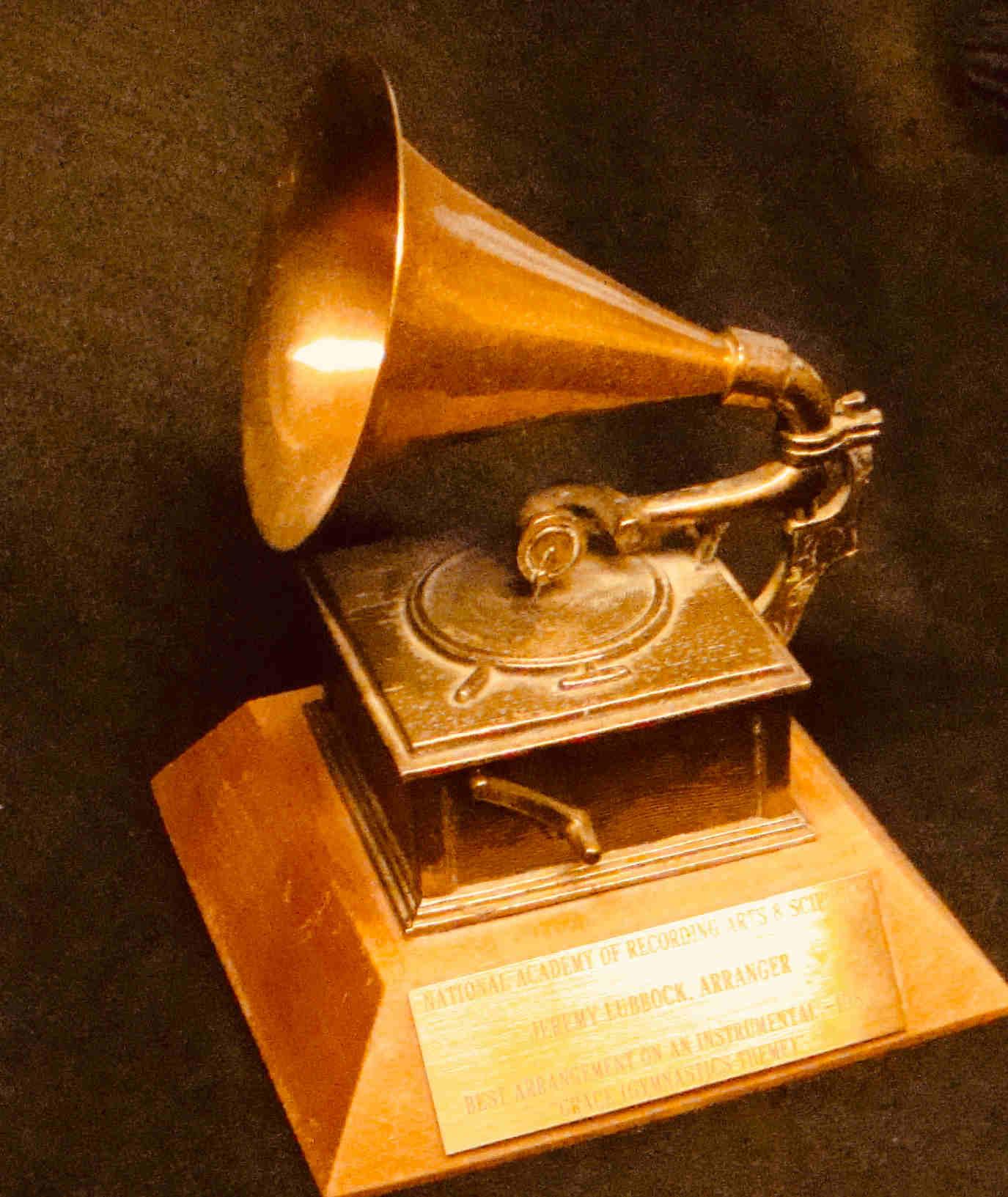 Grammy - 1984 Olympic Gymnastics Theme