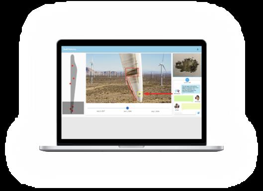 Wind Turbine Inspection | Wind Energy Drone Inspection | Radii Inspekt | Radii Robotics