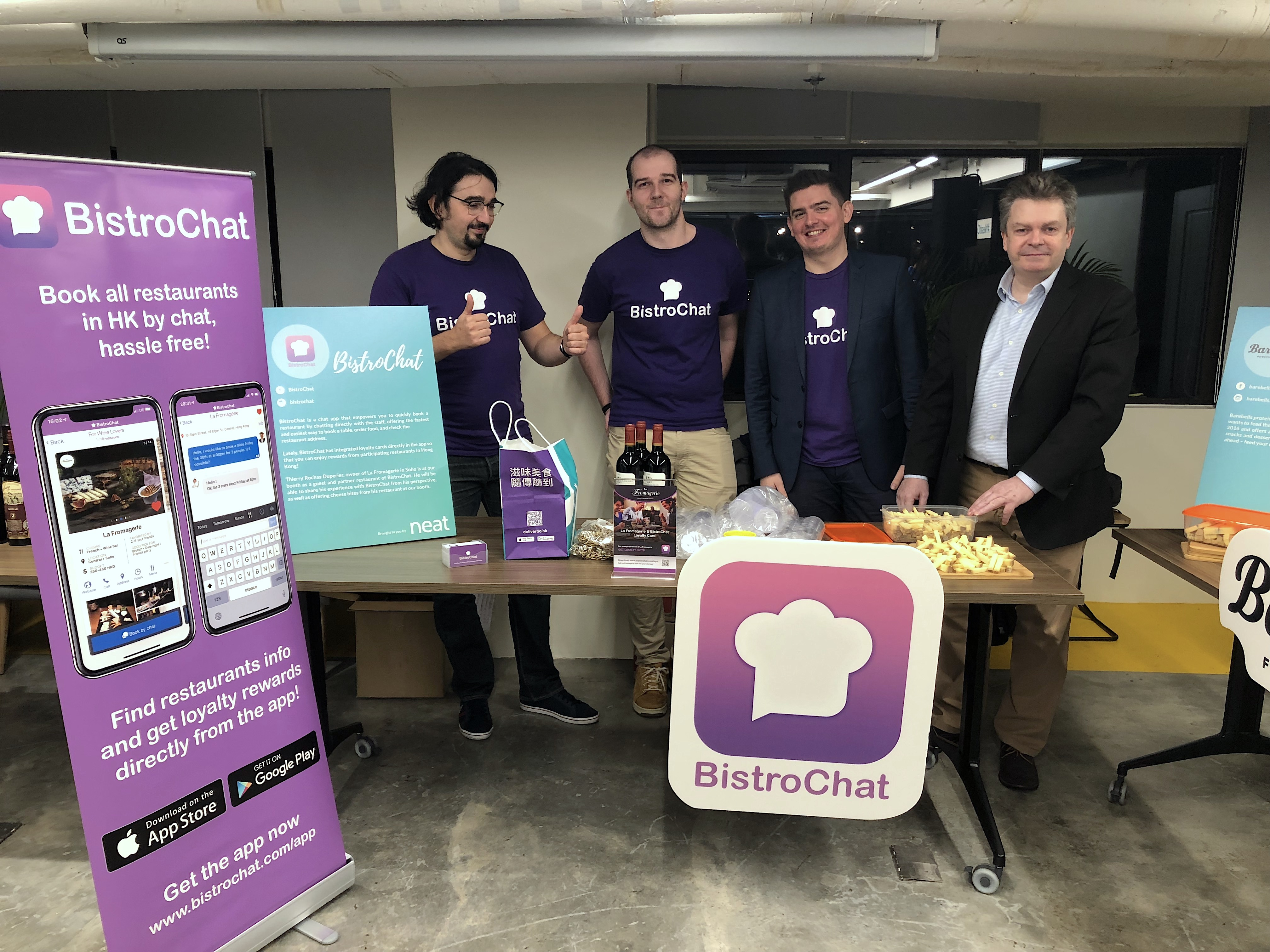 BistroChat Neat Community Meetup