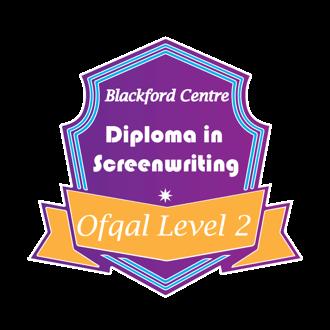 Blackford centre screenwriting diploma logo