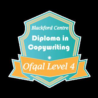 Blackford centre copywriting diploma logo