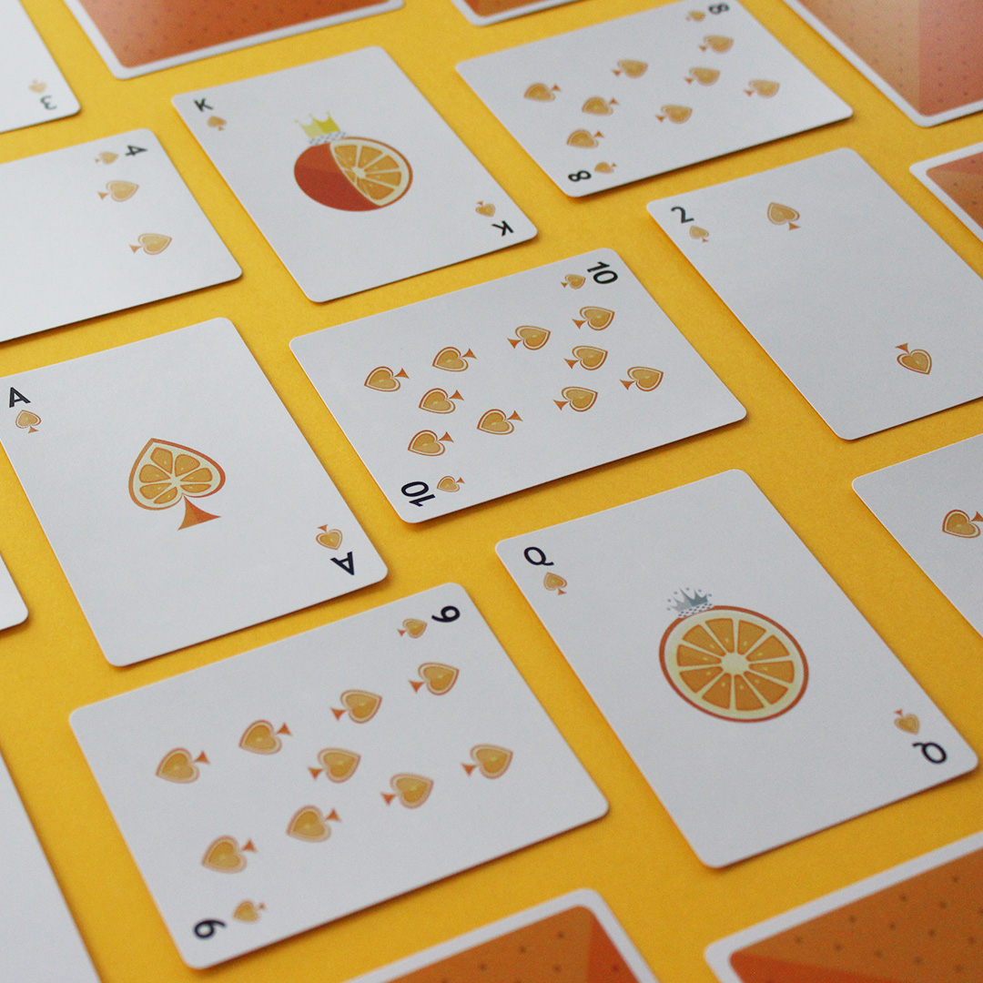 Burger playing cards king of hearts