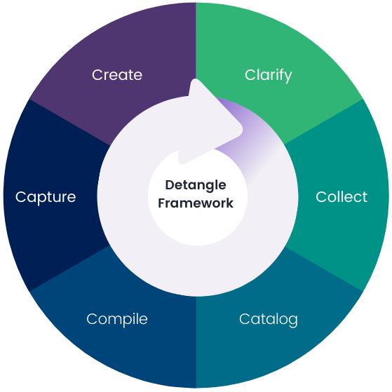 6C's Detangle Framework