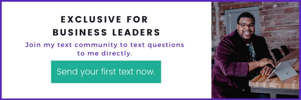 Text Michael D. Wilson Directly about Operating Better, Living Better, and Leading Better.