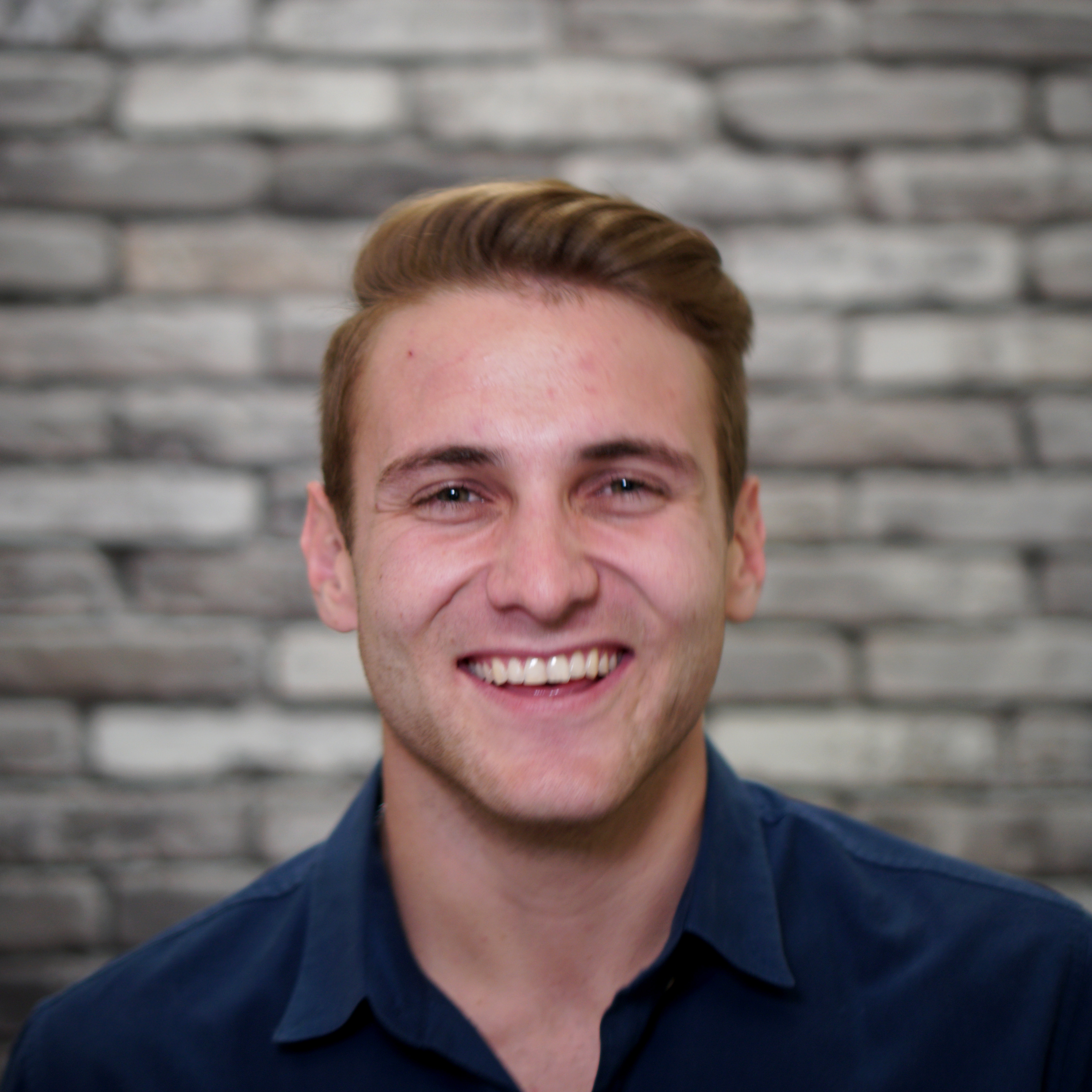 Austin Stofer professional headshot