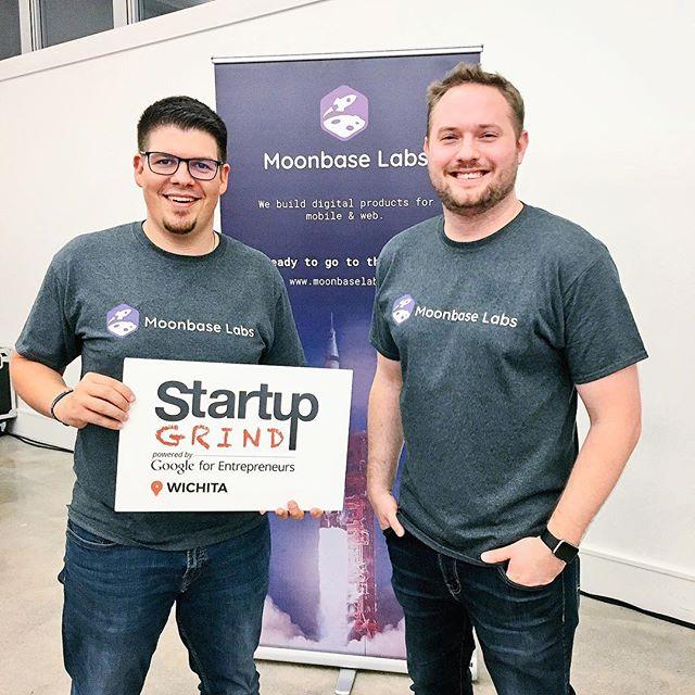 Moonbase Labs Startup Grind Wichita Kansas