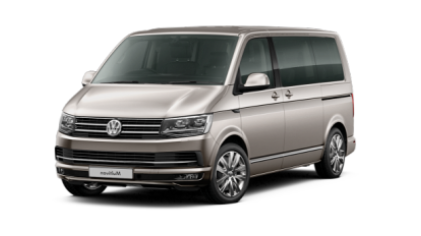 Volkswagen Caravelle (8 places)