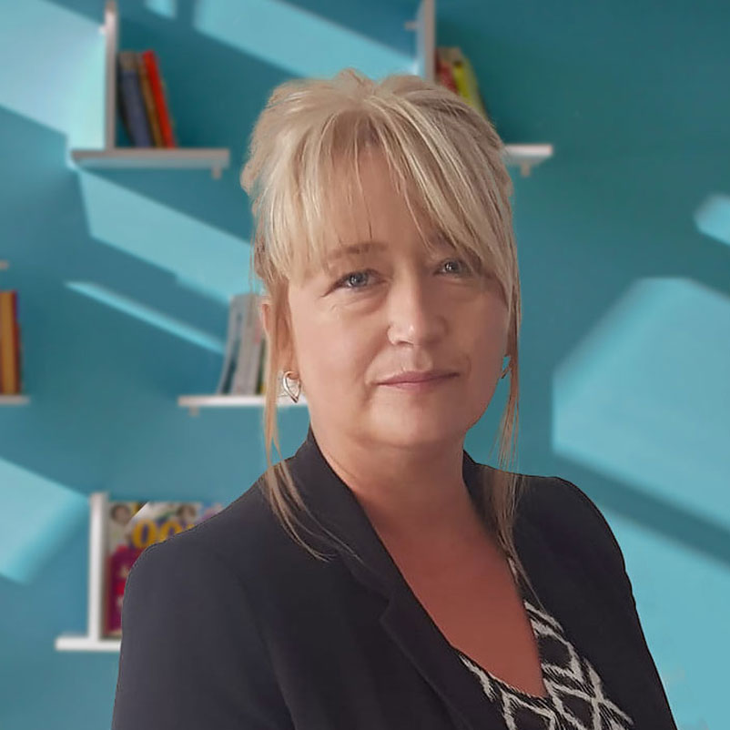 Liz Griffiths, Project Support Officer