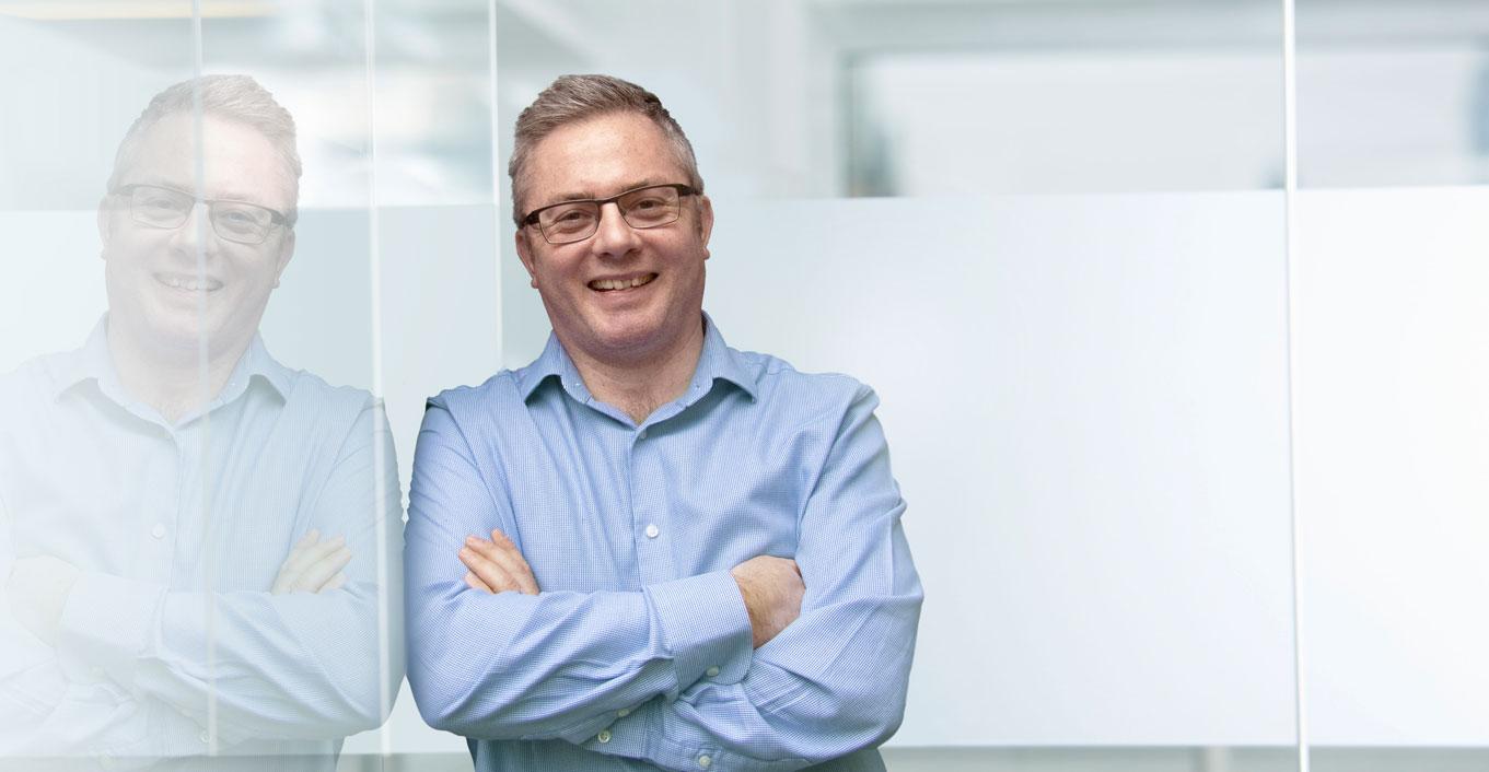 Neil Morland, Managing Director