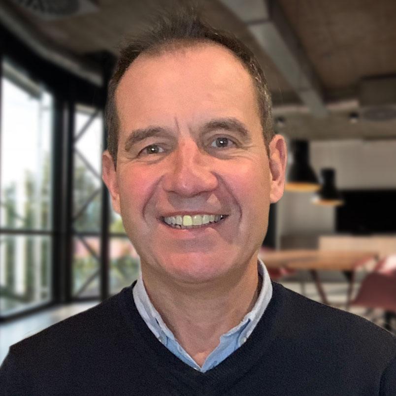 Gary Messenger, Projects Coordinator